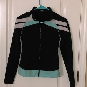 Super cute and gently used Bebe sports jacket